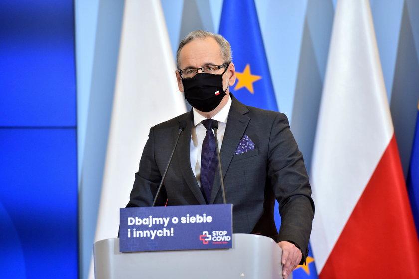 """Minister zdrowia o sytuacji z koronawirusem w Polsce. """"Najgorsze mamy już za sobą"""""""