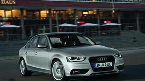 Audi zmieniło rodzinę modeli A4