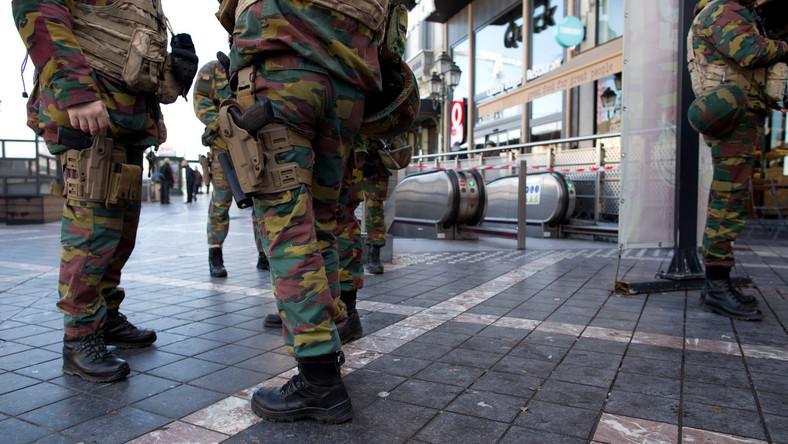 Policja Belgia
