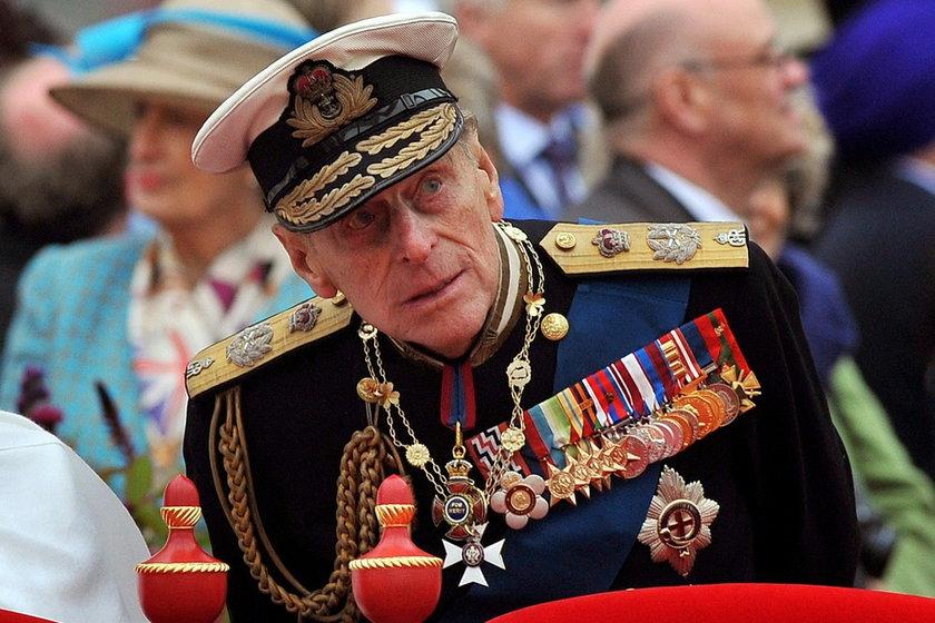Książę Filip na emeryturze. Jego życie to bajka