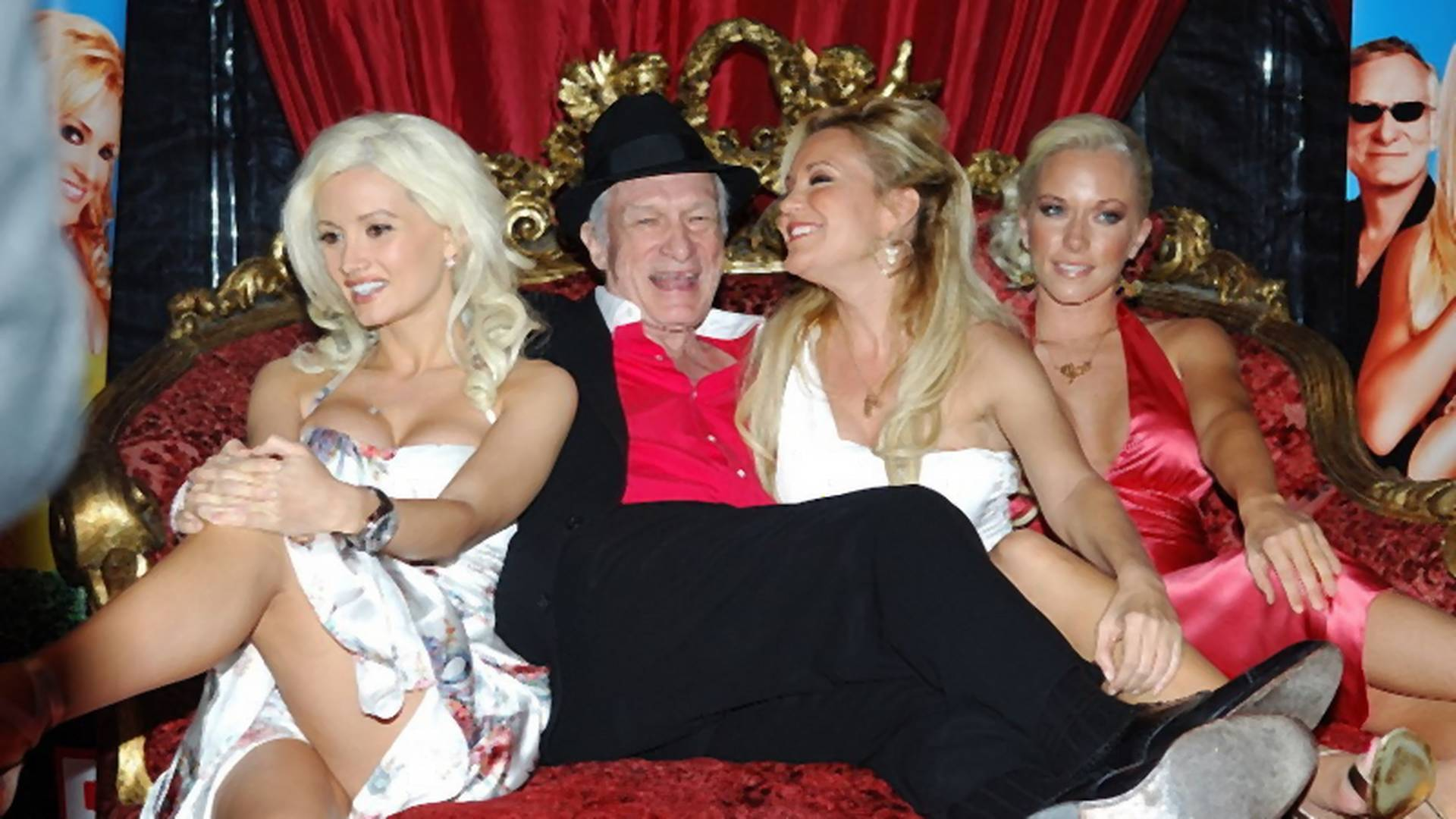 Hugh Hefner zmarł w wieku 91 lat - Hugh Hefner nie żyje