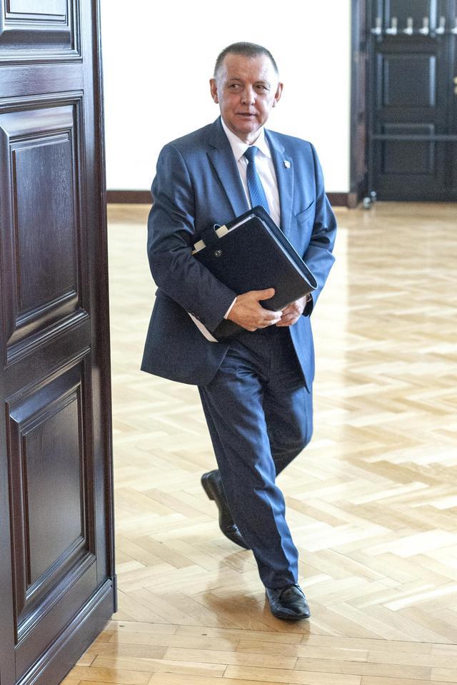 Marian Banaś, minister finansów
