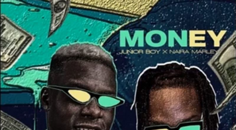 Naira Marley features on Junior Boy's new single, 'Money'
