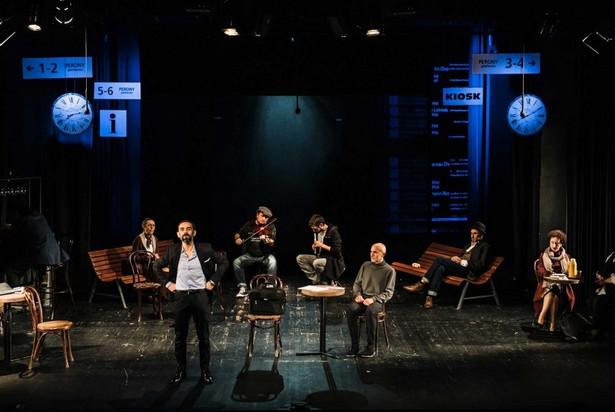 """Rejwach"" Teatr Żydowski Fot. Bartek Warzecha"