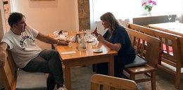 Saakaszwili spotkał się z posłanką PiS. O czym rozmawiali?