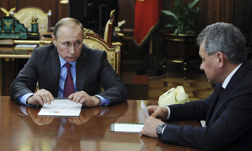 Putin wycofuje wojsk z Syrii