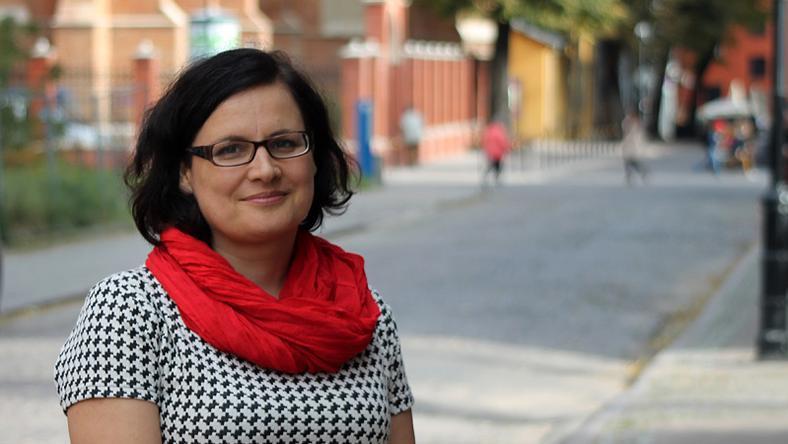 Ewa Lieder z Nowoczesnej to jedyny oficjalnie ogłoszony do tej pory kandydat w wyborach na prezydenta Gdańska.