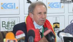Milovan Rajevac names 32-man provisional squad for Zimbabwe double-header