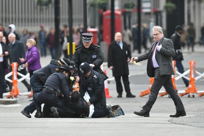 Slika iz Londona