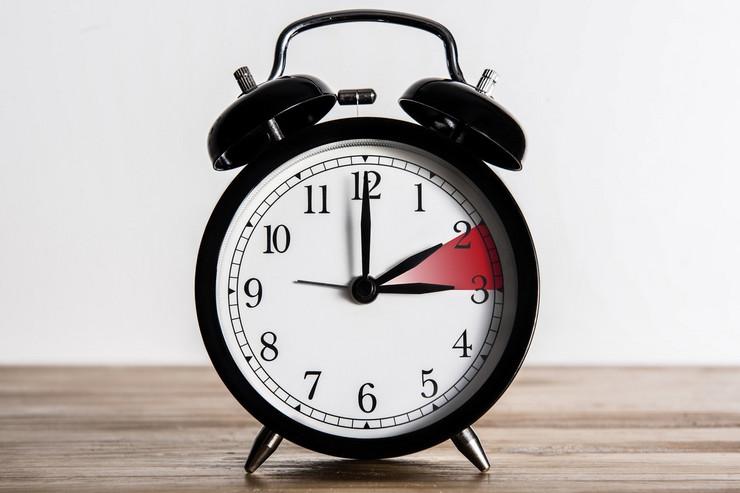 Časovnik, zimsko računanje vremena, pomeranje sata profimedia-0324625435