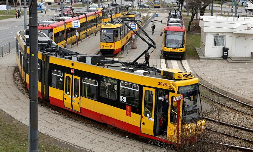 Oto inwestycje warszawskich tramwajarzy