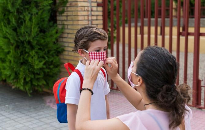 Nosite maske ako želite da ih i deca nose