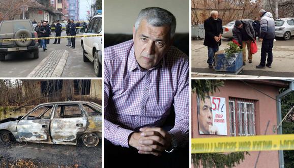 Oliver Ivanović ubijen je 16. januara u Kosovskoj Mitrovici