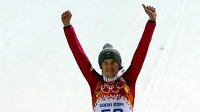 Soczi 2014: Tomasz Zimoch oszalał z radości komentując skoki Stocha