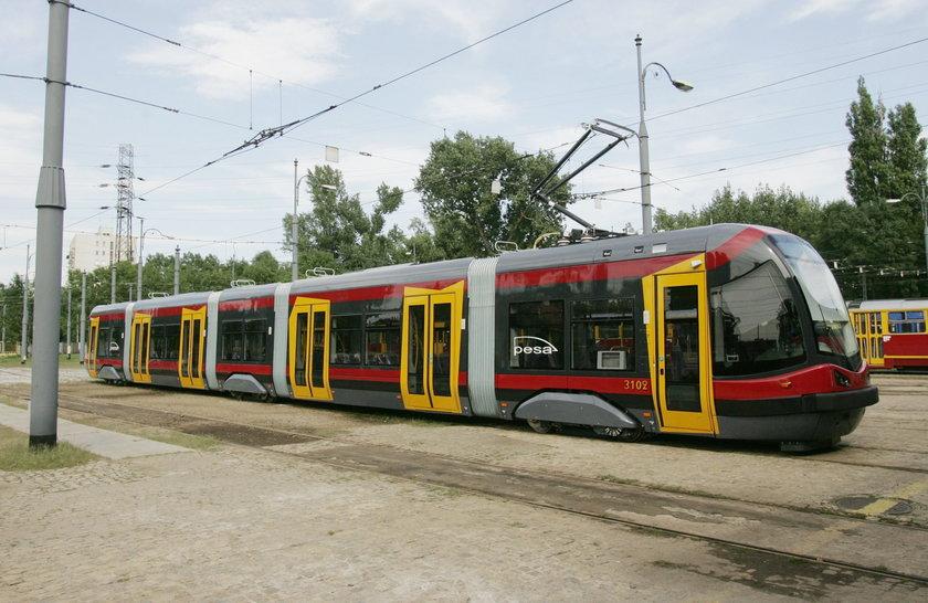 Putin mści się na naszych tramwajach?
