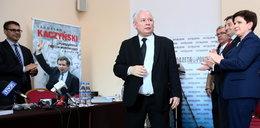Kaczyński promował swoją autobiografię. Szydło w pierwszym rzędzie