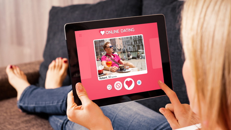 Randka online. Aplikacja randkowa