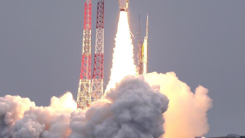 Test japońskiej rakiety zakończony porażką