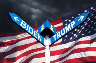 Sondaże: Biden z przewagą w kluczowych stanach
