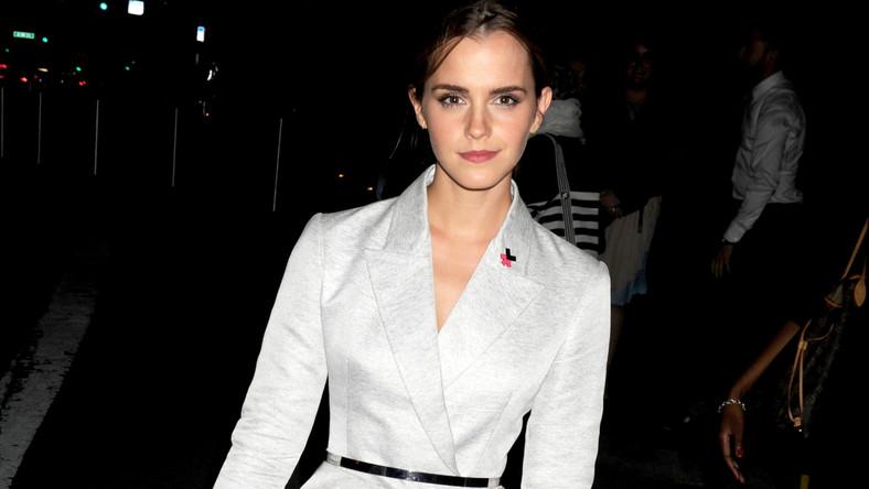 """Emma Watson będzie gwiazdą nowej wersji """"Pięknej i bestii"""""""