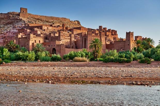 Aït Benhaddou, Moroko