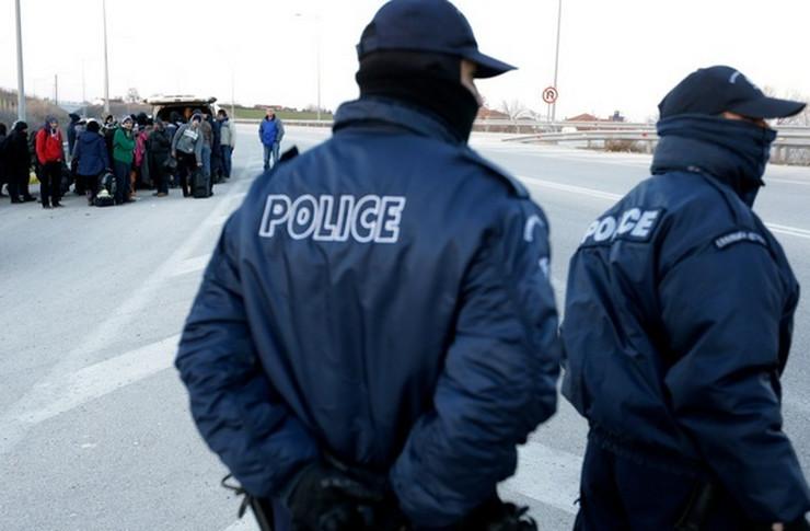grčka policija ap