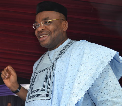 Udom Emmanuel has been re-elected as Akwa-Ibom State Governor