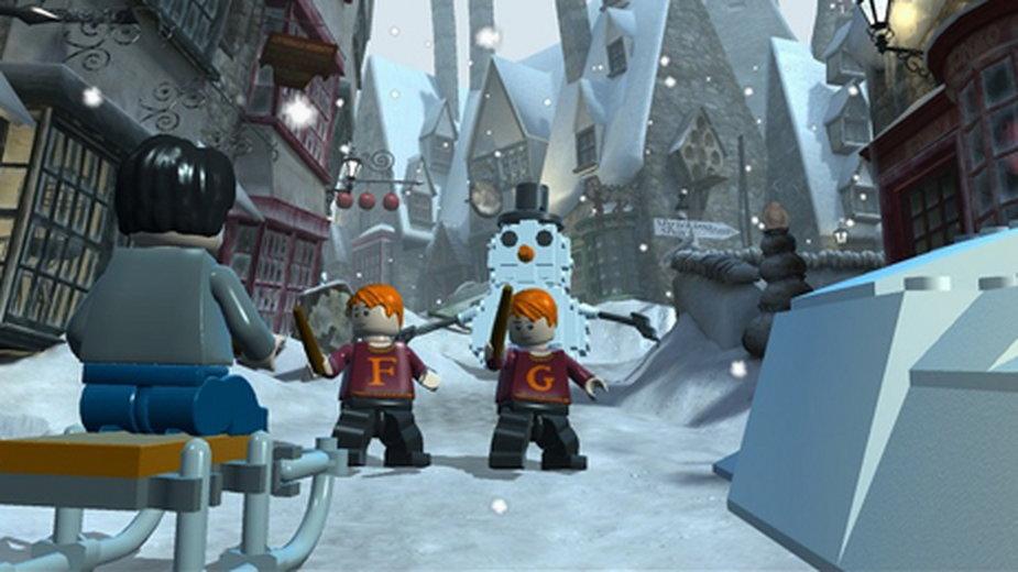 Siedem gier dla fanów klocków Lego