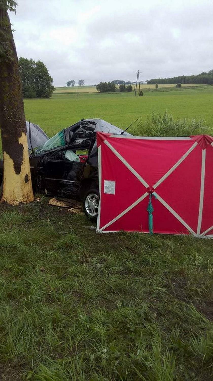 Tragiczne wypadki na Podlasiu