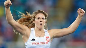Maria Andrejczyk o krok od medalu w Rio