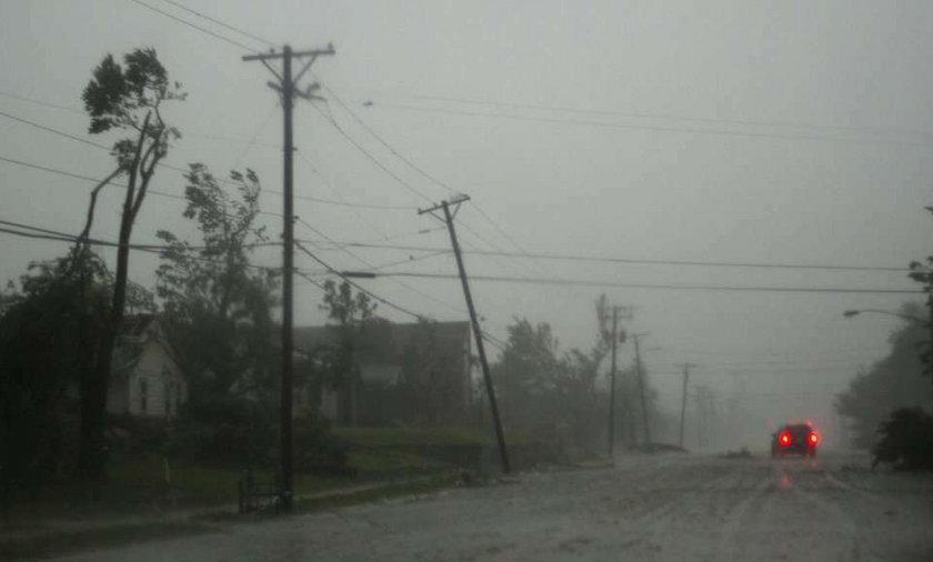 Zabójcze tornado w USA