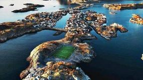 Stadion Henningsvær - najpiękniej położone boisko świata