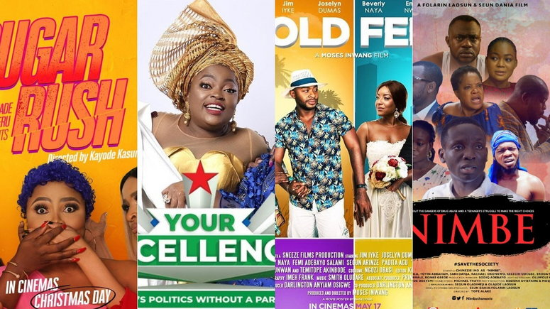 Nollywood movies coming to cinemas this July