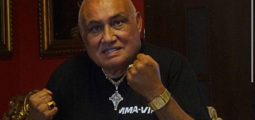 Don Vasyl zadebiutuje na gali MMA-VIP! Kto będzie jego przeciwnikiem?