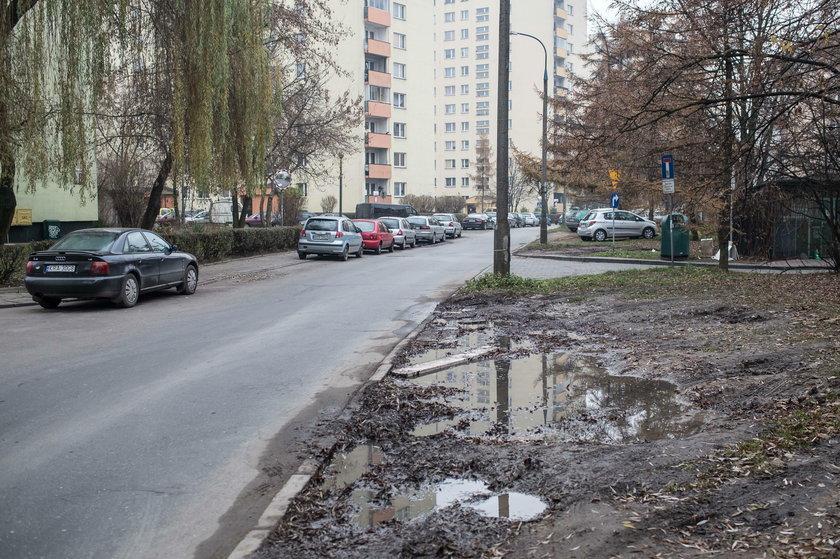 Ulica Łepkowskiego