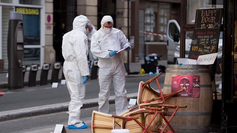 Paryż po ataku