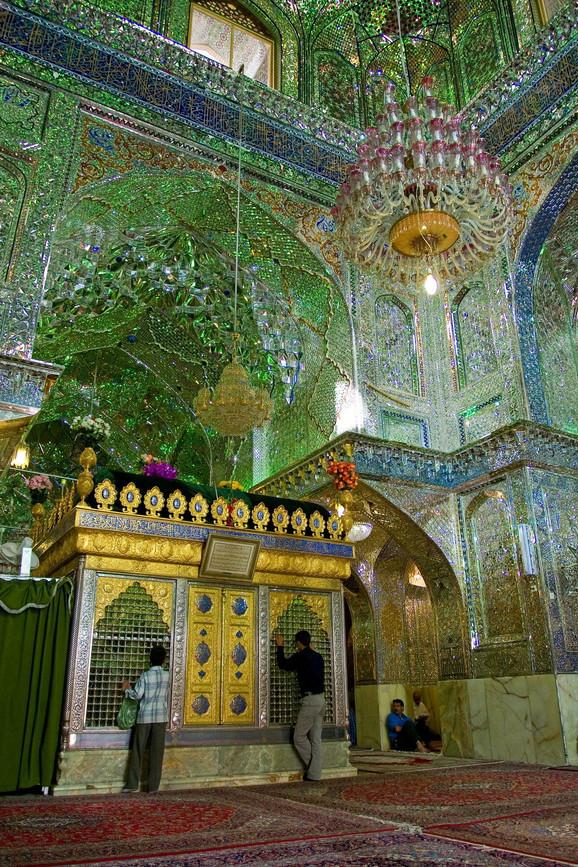 Ova džamija je izgrađena u 12. veku