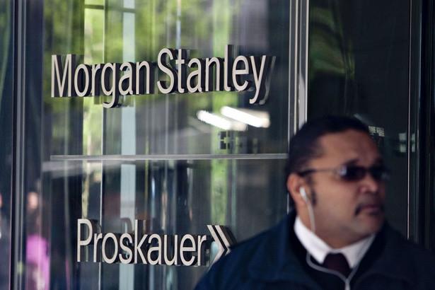 """Bank Morgan Stanley wycenia Polskę na """"poniżej rynku"""""""
