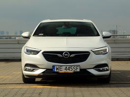 Opel Insignia Grand Sport 2.0 Turbo 4x4 – mocna alternatywa | TEST