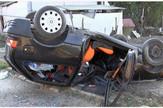 saobraćajna nesrećau Bariču