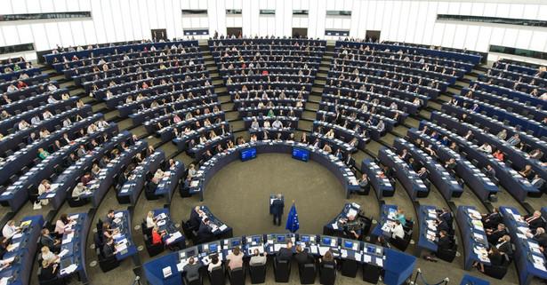 Parlament Europejski, EPA/PATRICK SEEGER Dostawca: PAP/EPA.