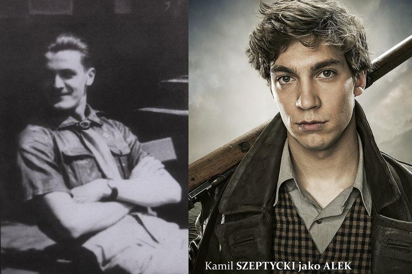 Maciej Aleksy Dawidowski Alek vs Kamil Szeptycki