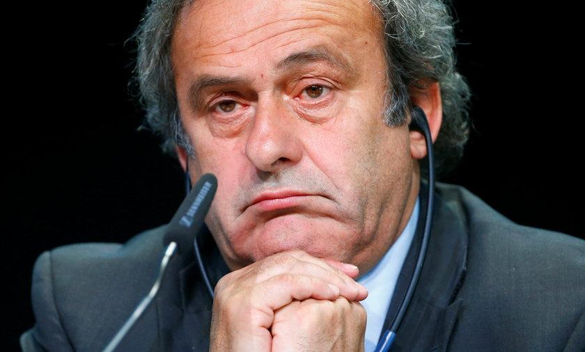 Michel Platini przestanie być szefem UEFA. CAS tylko zmniejszyło karę
