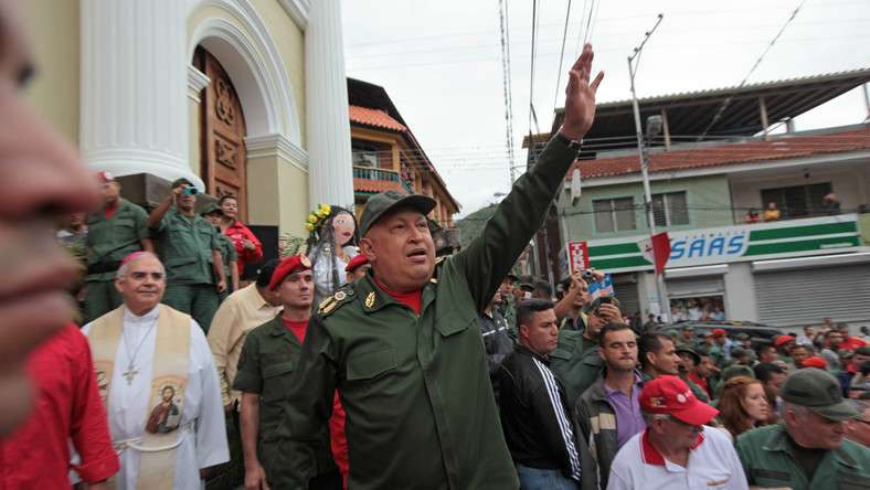 Prezydent Wenezueli