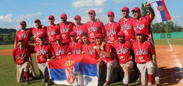 Bejzbol reprezentacija Srbije