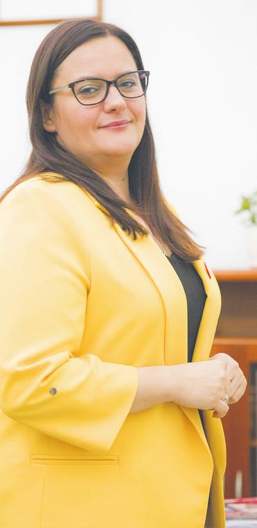 Małgorzata Jarosińska-Jedynak, szefowa MFiPR  fot. Wojtek Górski