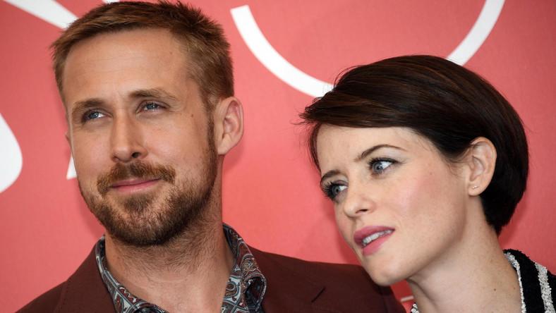 Ryan Gosling oraz Claire Foy w Wenecji