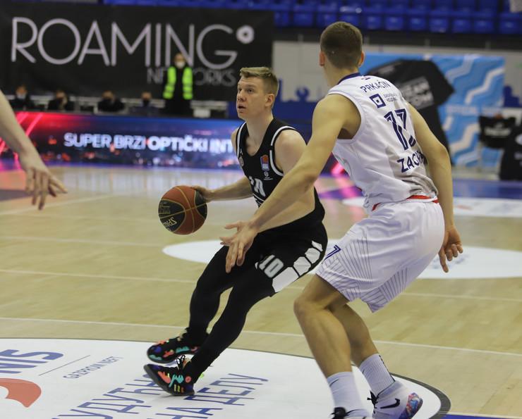 KK Partizan - KK Cibona