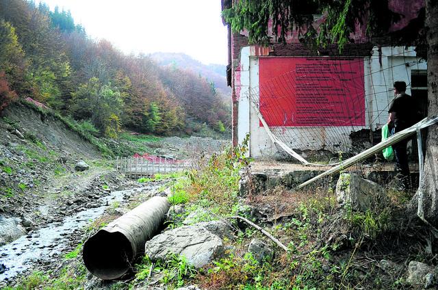 Uništana Rakitska reka