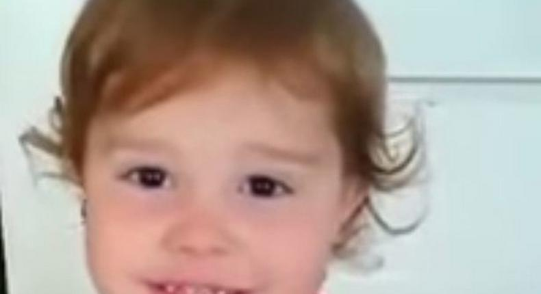 Toddler went viral after demonstrating his impressive knowledge of our solar system in an adorable video.